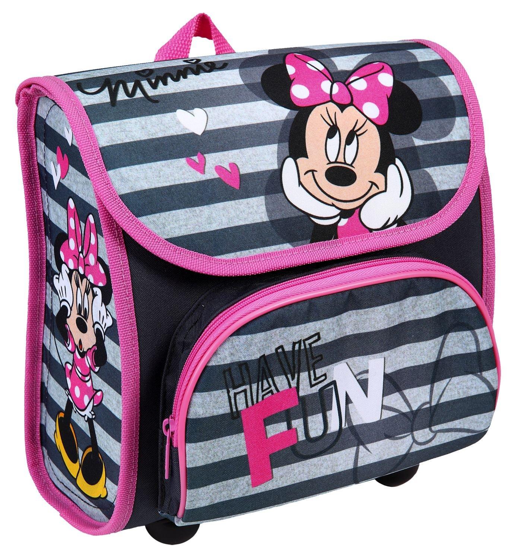 Scooli MIFU8240 Vorschulranzen Disney Minnie Mouse, ca. 23 x 21 x 11 ...