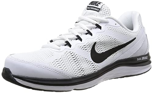Dual Scarpe Wolf whiteblack Grey 3 Uomo Fusion Run Sportive Nike RxIZAdZ