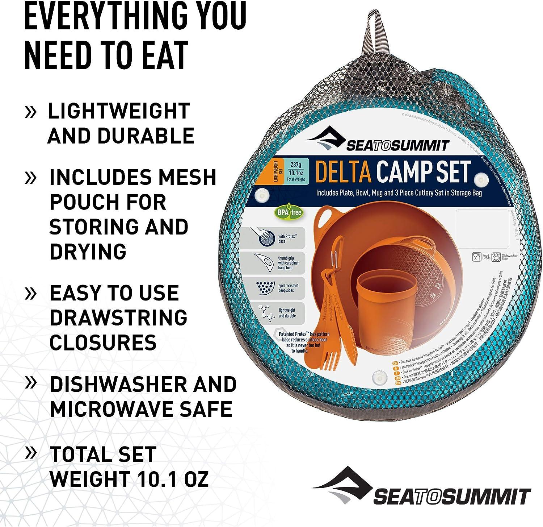 /Camping stoviglie in plastica Sea to Summit Delta Camp Set/