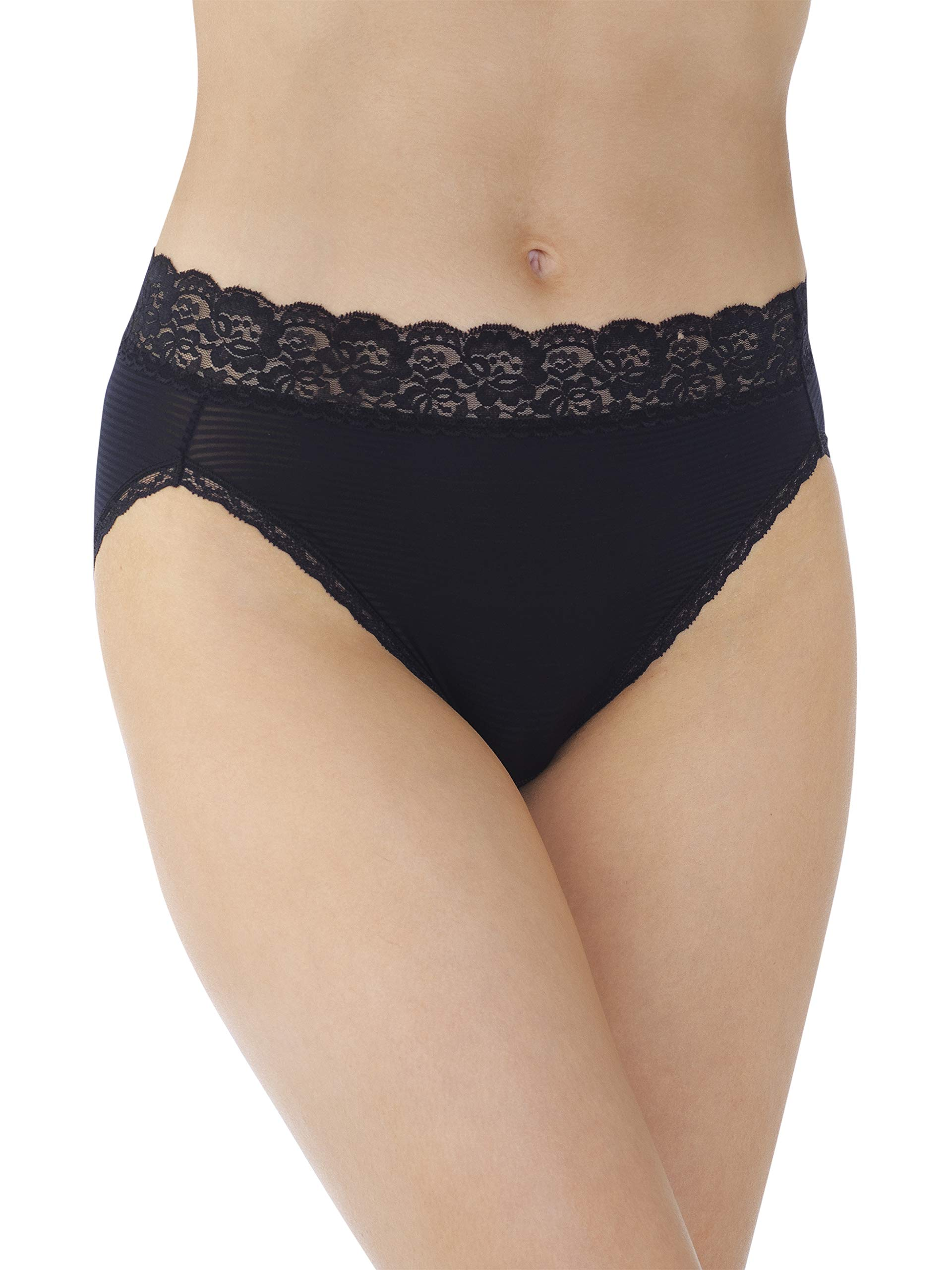 347579235ff Vanity Fair Women's Body Caress Ultimate Comfort Collection Hicut Panty  13280 product image