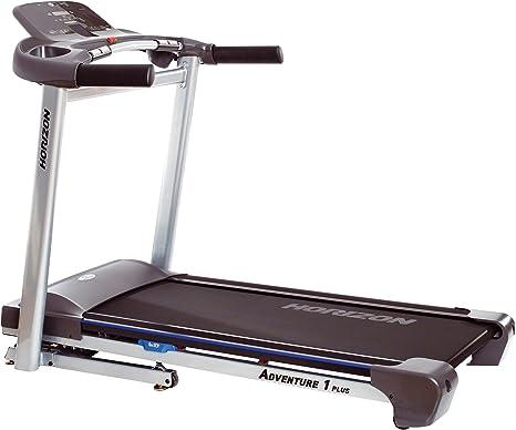 Cinta de correr Horizon Fitness Adventure 1: Amazon.es: Salud y ...
