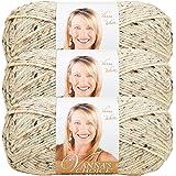 Lion Brand Vanna's Choice Yarn (3-Pack) Oatmeal 860-400
