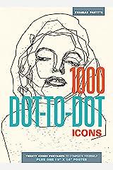 1000 Dot-to-Dot: Icons Paperback