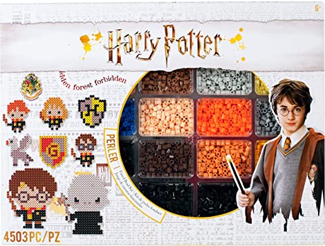 Amazon Com Perler Harry Potter Fuse Bead Kit 4503pc 19 Patterns Multicolor Toys Games This is a community by. perler harry potter fuse bead kit 4503pc 19 patterns multicolor