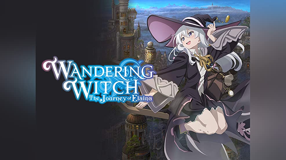Wandering Witch: The Journey of Elaina (Original Japanese Version)