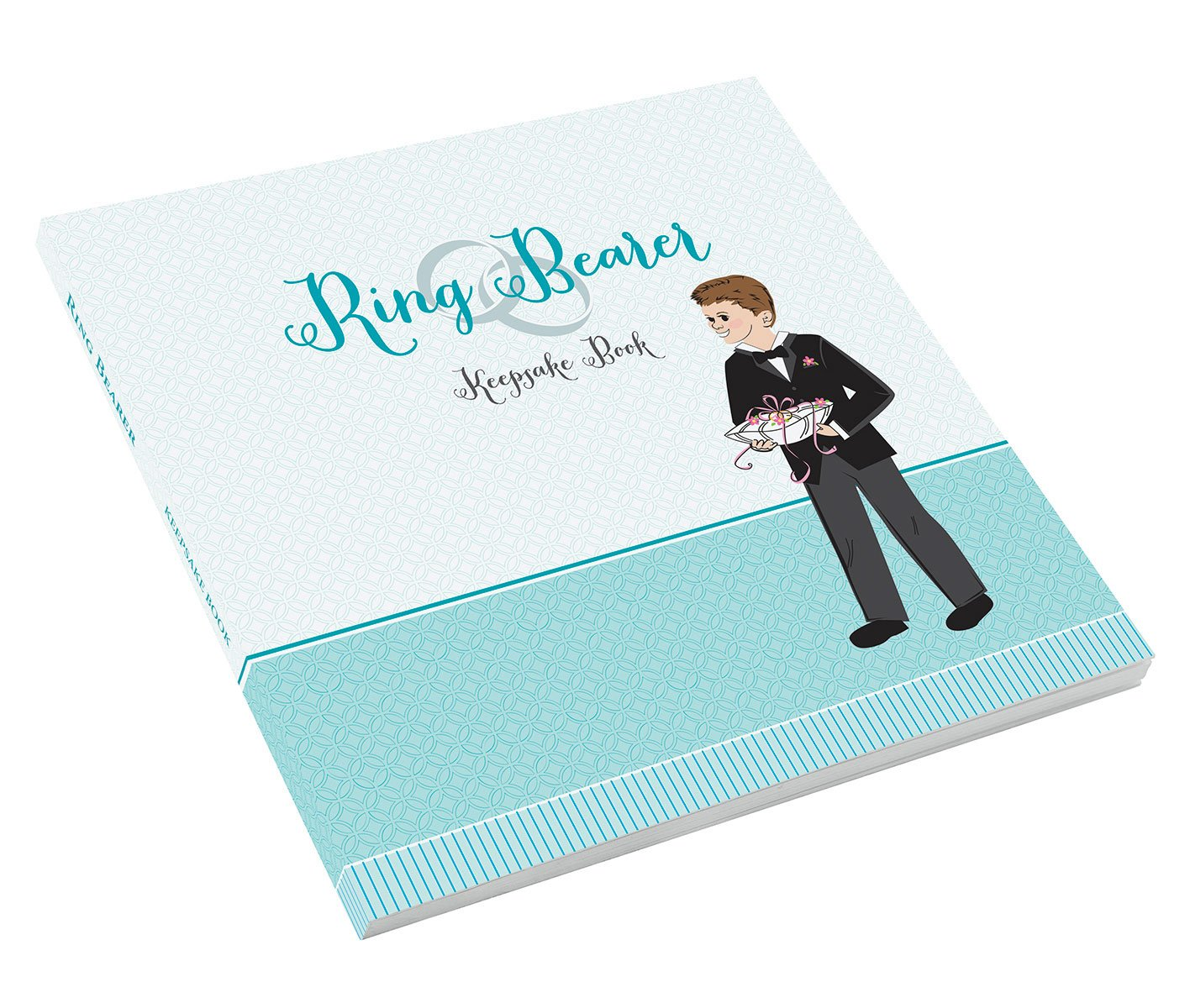 Lillian Rose Ring Bearer Keepsake Board Book by Lillian Rose