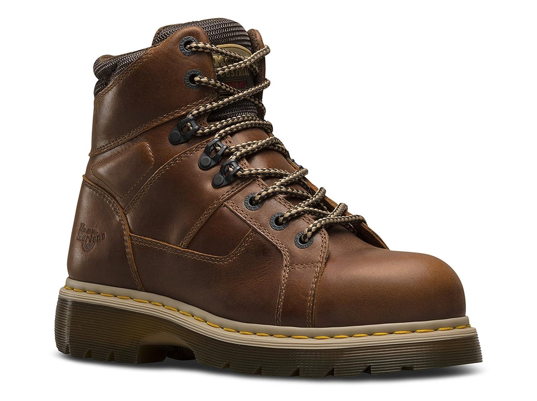 Dr. Martens Ironbridge Safety Toe Boot B077KF97DK 5 D(M) US / 4 F(M) UK / 6 B(M) US|Tan Industrial Waxy