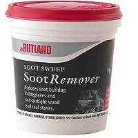 Rutland 100B Sweep eliminador de hollín, 2-pound