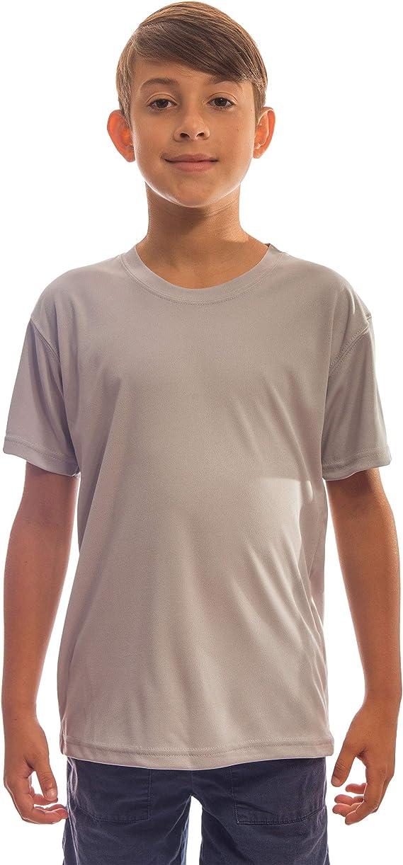 Vapor Apparel Damen Atmungsaktives UPF 50 UV Sonnenschutz Kurzarm Funktions T-Shirt