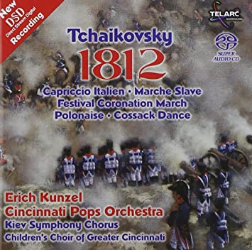 tchaikovsky 1812 overture finale torrent