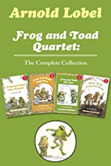 Frog and Toad Quartet: The Complete Collection: I Can Read Level 2: Frog and Toad are Friends, Frog and Toad Together, Frog and Toad All Year, Days with Frog and Toad Kindle Edition
