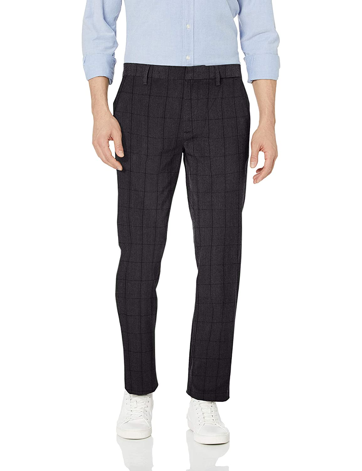 Goodthreads Mens Straight-Fit Modern Comfort Stretch Chino Pant Brand