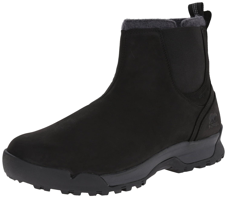 2cc9f9fc724 Sorel Men's Paxson Chukka Waterproof Snow Boot