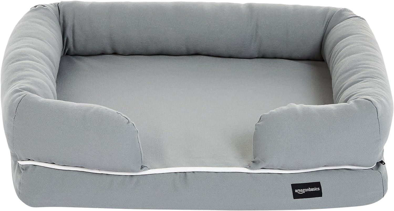 AmazonBasics - Sofá cama para mascotas, Pequeño