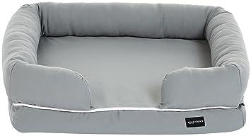 AmazonBasics - Sofá cama para mascotas, Pequeño ...