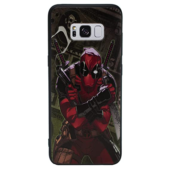 best website 6d2e8 1b2da Amazon.com: Galaxy S7 Edge 3D Marvel Silicone Phone Case/Gel Cover ...