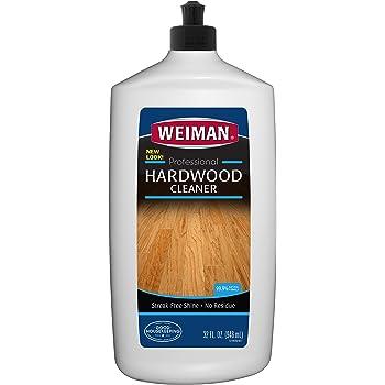 Amazon Weiman Wood Floor Cleaner 32 Ounce For Hardwood