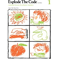 Explode the Code 1: Essential Lessons for Phonics Mastery