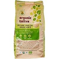 Organic Tattva Organic Tattva Organic Urad Dal Whole White,