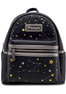 4aa90f8633e6 Loungefly Celestial Constellations Faux-Leather Mini Backpack