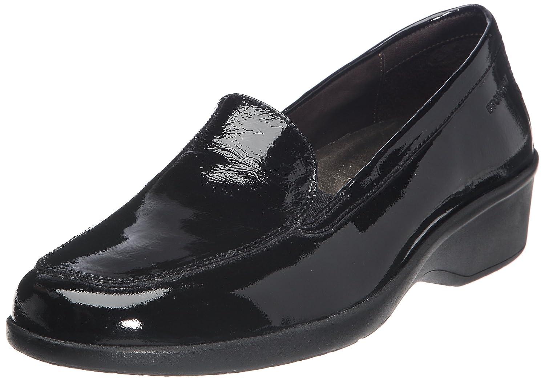 Stonefly - Mocasines de charol para mujer Negro Size: 38: Amazon.es: Zapatos y complementos