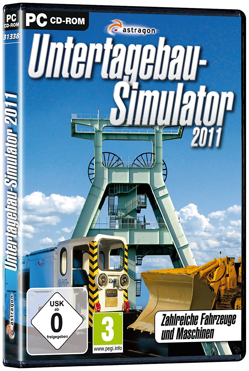 Untertagebau Simulator 2011: PC: Amazon.de: Games