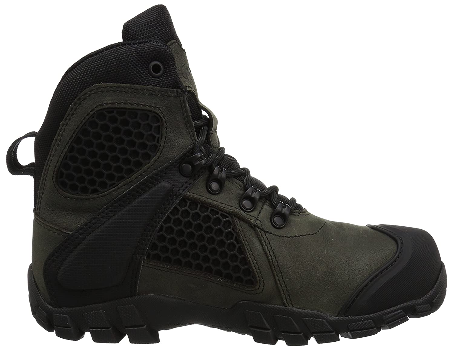Bates Mens Shock FX Leather Leather Leather Stiefel 4a46e7