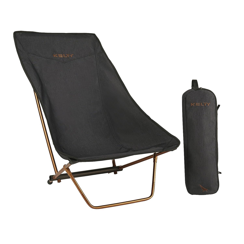 Kelty Linger Get Down Camp Chair Heather Black 61511917HBK