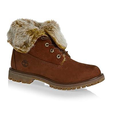 Timberland Fur Fur Timberland Down Fold Fold Boots 53jA4LR