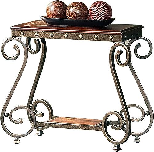 Steve Silver Company Ellery Chairside End Table