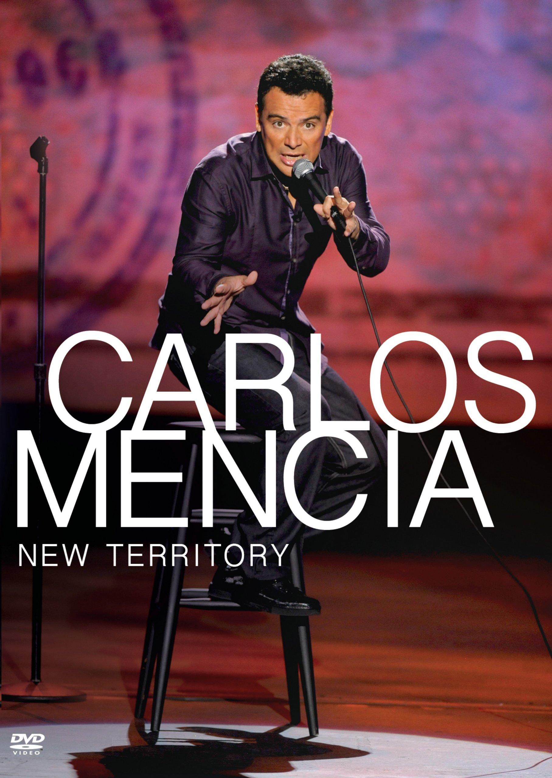 DVD : Carlos Mencia - Carlos Mencia: New Territory (Widescreen, AC-3)