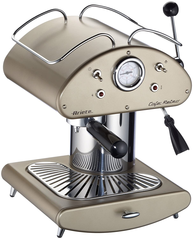 DeLonghi Ariete 1385/13 Retrò - Máquina espresso (950 W ...
