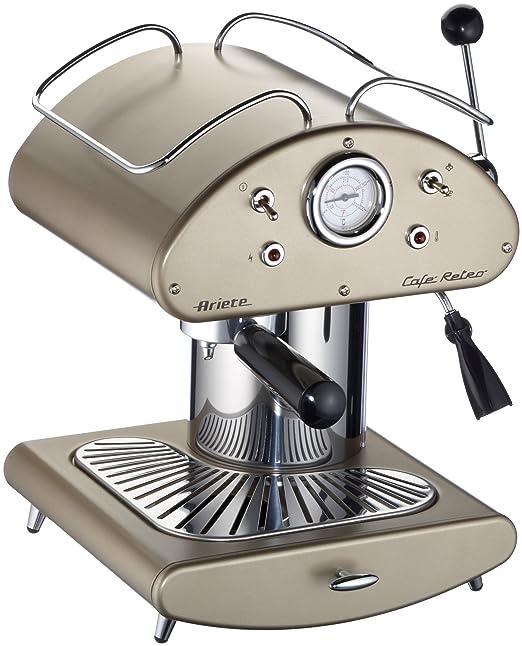 DeLonghi Ariete 1385/13 Retrò - Máquina espresso (950 W, funciona ...