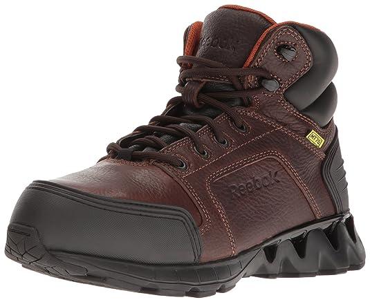 Amazon.com  Reebok Work Men s Zigkick Work RB7605 Industrial and  Construction Shoe  Shoes c7b22457d