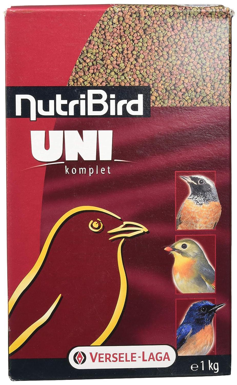 VERSELE LAGA Nutribird Uni Komplet Aliment d'Entretien/d'Elevage pour Oiseau 1 kg Versele-Laga 20222