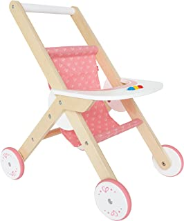 Amazon.com: HABA Wooden Doll Buggy Stroller: Toys & Games