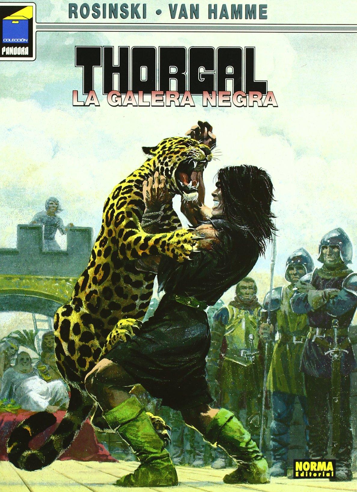 La Galera Negra (Thorgal) (Spanish Edition) PDF