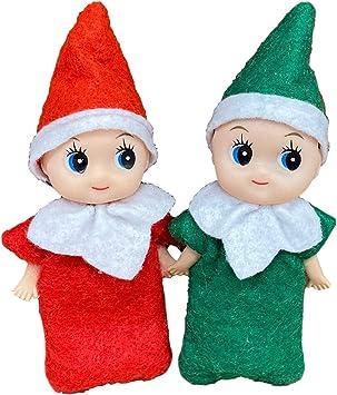Amazon.com: Picki Nicki Elf Baby Twins- Dos pequeños elfos ...