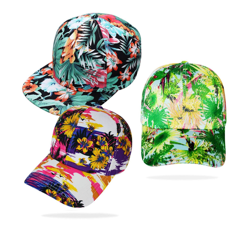 Glamexx24 Gorra de sombrilla de Mujer Unisex Basecap Gorra de ...