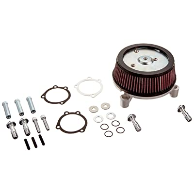 Arlen Ness 18-803 Big Sucker Performance Air Filter Kit: Automotive