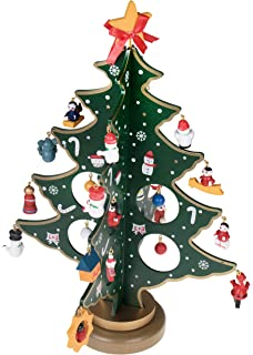 Wooden Christmas Table Top Decoration From Clever Creations | Traditional  Winter Or Christmas Theme | 24