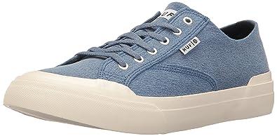 HUF HUF Men Classic Lo Ess Tx Skateboarding Shoe Natural Coupons