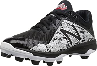 New Balance Men's L3000V3 Baseball Shoe, Black/Black, 49 EU
