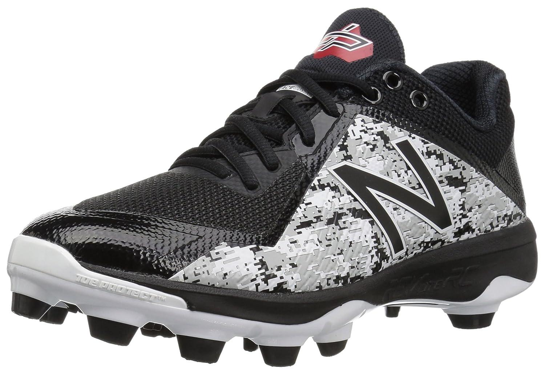 New Balance Men's PL4040v4 Molded Baseball Shoe B01N5533JP 8 D(M) US|Black Camo