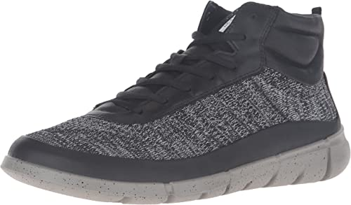 ECCO Men's Intrinsic 1 High M Fashion Sneaker
