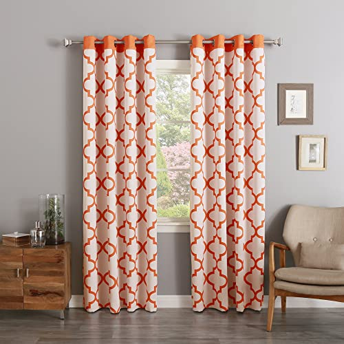 Deal of the week: Best Home Fashion Top Reverse Moroccan Curtains