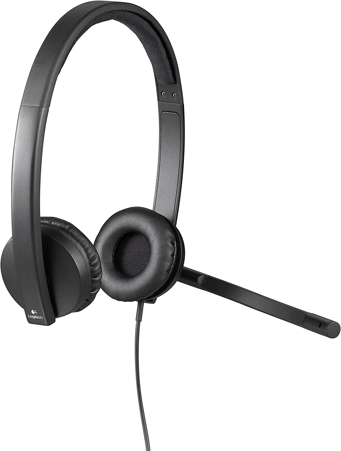 Logitech USB H570e Corded Single-Ear Headset