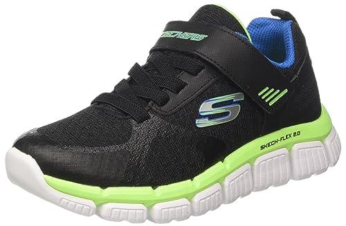 Skechers Boys  97632l Trainers  Amazon.co.uk  Shoes   Bags fe77a93fbc