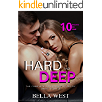 Hard And Deep: The Complete Collection of Hot Erotic Short Stories