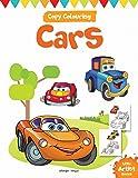 Little Artist Series Cars: Copy Colour Books